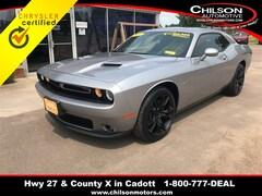 2017 Dodge Challenger R/T Coupe 2C3CDZBT4HH658705