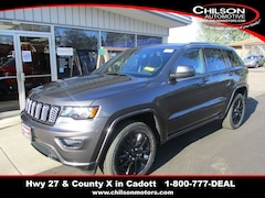 New 2020 Jeep Grand Cherokee ALTITUDE 4X4 Sport Utility for sale near Chippewa Falls, WI