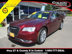 Certified 2017 Chrysler 300C Base Sedan 2C3CCAKG6HH530019 for sale in Cadott, WI at Chilson's Corner Motors of Cadott