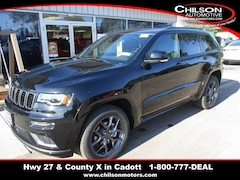 New 2019 Jeep Grand Cherokee LIMITED X 4X4 Sport Utility for sale near Chippewa Falls, WI