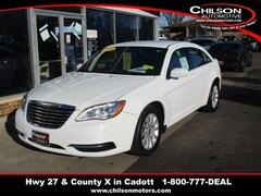 2013 Chrysler 200 Touring Sedan 1C3CCBBG7DN678154