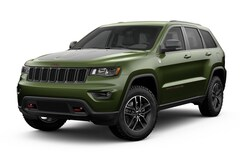 New 2019 Jeep Grand Cherokee TRAILHAWK 4X4 Sport Utility 1C4RJFLG6KC801212 for sale near Chippewa Falls, WI