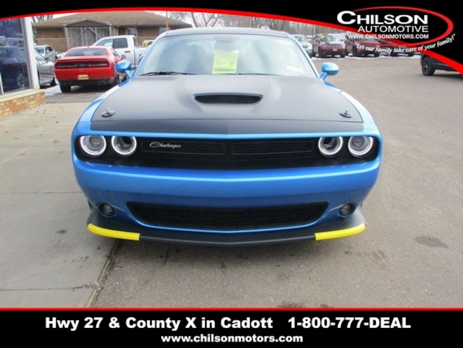 New 2019 Dodge Challenger R/T SCAT PACK For Sale in Cadott ...