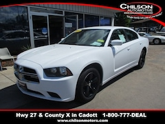 Bargain Used 2014 Dodge Charger SE Sedan 2C3CDXBGXEH266590 for Sale near Chippewa Falls in Cadott, WI