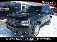 Used 2010 Chevrolet Tahoe LTZ SUV 1GNUKCE04AR195739 for sale near Chippewa Falls at Chilson's Corner Motors of Cadott