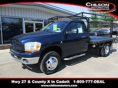 used Commercial 2006 Dodge Ram 3500 ST Standard Cab for sale in Cadott, WI