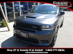 New 2019 Dodge Durango R/T AWD Sport Utility 1C4SDJCT7KC701435 for sale near Chippewa Falls, WI