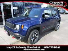New 2019 Jeep Renegade TRAILHAWK 4X4 Sport Utility for sale near Chippewa Falls, WI
