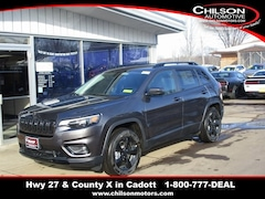 New 2020 Jeep Cherokee ALTITUDE 4X4 Sport Utility for sale near Chippewa Falls, WI