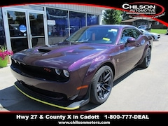New 2020 Dodge Challenger R/T SCAT PACK WIDEBODY Coupe for sale near Chippewa Falls, WI