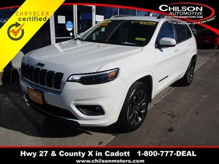 2019 Jeep Cherokee Limited SUV 1C4PJMDX9KD457248