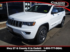 New 2020 Jeep Grand Cherokee LIMITED 4X4 Sport Utility for sale near Chippewa Falls, WI