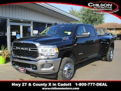 New 2020 Ram 3500 TRADESMAN CREW CAB 4X4 8' BOX Crew Cab for sale in Cadott, WI