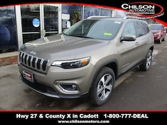 New 2021 Jeep Cherokee LIMITED 4X4 Sport Utility for sale near Chippewa Falls, WI