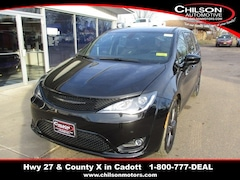 New 2019 Chrysler Pacifica TOURING PLUS Passenger Van 2C4RC1FG0KR573952 for sale near Chippewa Falls, WI