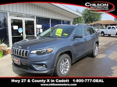 New 2020 Jeep Cherokee LATITUDE LUX 4X4 Sport Utility for sale near Chippewa Falls, WI