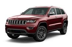 New 2020 Jeep Grand Cherokee LIMITED 4X4 Sport Utility for sale near Chippewa Falls, WI