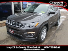 New 2020 Jeep Compass LATITUDE 4X4 Sport Utility for sale near Chippewa Falls, WI