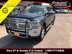 used Commercial 2017 Ram 3500 Laramie Crew Cab 3C63R3JL6HG585405 for sale in Cadott, WI