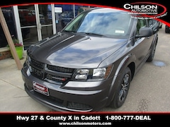 New 2018 Dodge Journey SE Sport Utility 3C4PDCAB5JT526634 for sale near Chippewa Falls, WI
