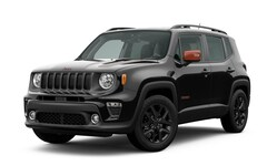 New 2020 Jeep Renegade ORANGE EDITION 4X4 Sport Utility for sale near Chippewa Falls, WI