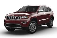 New 2021 Jeep Grand Cherokee LIMITED 4X4 Sport Utility for sale near Chippewa Falls, WI