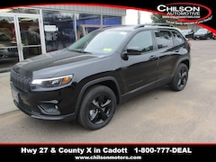 New 2019 Jeep Cherokee ALTITUDE 4X4 Sport Utility 1C4PJMLX6KD299291 for sale near Chippewa Falls, WI