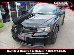 New 2018 Dodge Journey SE Sport Utility 3C4PDCAB0JT527383 for sale near Chippewa Falls, WI