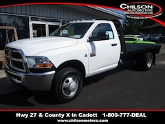 used Commercial 2011 Ram 3500HD ST Standard Cab 3D6WZ4ELXBG501027 for sale in Cadott, WI