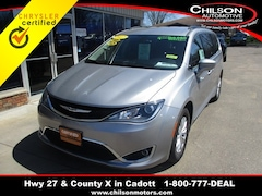 Used 2017 Chrysler Pacifica Touring L Minivan/Van 2C4RC1BG5HR642617 for sale near Chippewa Falls at Chilson's Corner Motors of Cadott