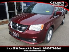 New 2019 Dodge Grand Caravan SXT Passenger Van 2C4RDGCG8KR675312 for sale near Chippewa Falls, WI