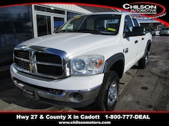 used Commercial 2007 Dodge Ram 2500 Big Horn Extended Cab 1D7KS28A07J615220 for sale in Cadott, WI