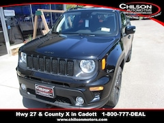 New 2019 Jeep Renegade ALTITUDE 4X4 Sport Utility ZACNJBBB0KPK05793 for sale near Chippewa Falls, WI