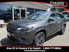 New 2020 Jeep Cherokee HIGH ALTITUDE 4X4 Sport Utility for sale near Chippewa Falls, WI