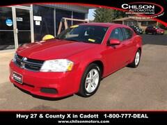 Bargain Used 2011 Dodge Avenger Mainstreet Sedan 1B3BD1FB1BN508996 for Sale near Chippewa Falls in Cadott, WI