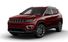 New 2021 Jeep Compass 80TH ANNIVERSARY 4X4 Sport Utility for sale near Chippewa Falls, WI