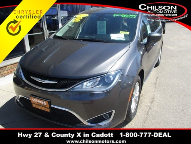 2017 Chrysler Pacifica Touring L Minivan/Van 2C4RC1BG5HR642603