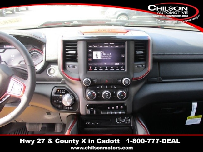 New 2019 Ram 1500 REBEL CREW CAB 4X4 5'7 BOX For Sale in ...