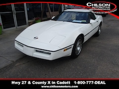 1986 Chevrolet Corvette Base Convertible 1G1YY6780G5900333