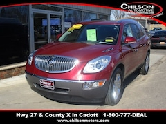 Used 2010 Buick Enclave CXL 1XL SUV 5GALVBED8AJ232896 for sale near Chippewa Falls at Chilson's Corner Motors of Cadott