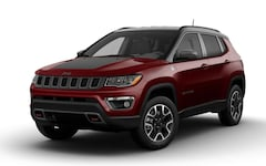 New 2021 Jeep Compass TRAILHAWK 4X4 Sport Utility for sale near Chippewa Falls, WI