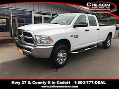 used Commercial 2018 Ram 2500 Tradesman Crew Cab 3C6UR5HJXJG279222 for sale in Cadott, WI