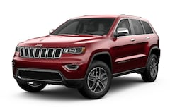 New 2019 Jeep Grand Cherokee LIMITED 4X4 Sport Utility 1C4RJFBG9KC801125 for sale near Chippewa Falls, WI