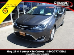 Used 2017 Chrysler Pacifica Touring L Minivan/Van 2C4RC1BG4HR612962 for sale near Chippewa Falls at Chilson's Corner Motors of Cadott