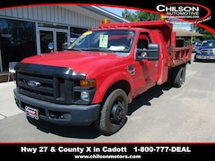used Commercial 2009 Ford F-350SD XL std cab 1FDEF36R89EB26047 for sale in Cadott, WI