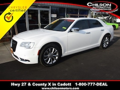 Certified 2018 Chrysler 300 Limited Sedan 2C3CCAKG6JH302253 for sale in Cadott, WI at Chilson's Corner Motors of Cadott