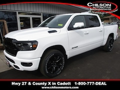 New 2020 Ram 1500 BIG HORN CREW CAB 4X4 5'7 BOX Crew Cab for sale near Chippewa Falls, WI