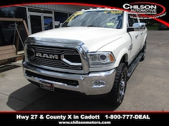 used Commercial 2016 Ram 2500 Laramie Longhorn Crew Cab 3C6UR5PL0GG247830 for sale in Cadott, WI