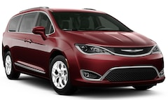 New 2020 Chrysler Pacifica 35TH ANNIVERSARY TOURING L Passenger Van for sale near Chippewa Falls, WI