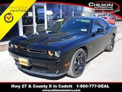 Used 2018 Dodge Challenger R/T Coupe 2C3CDZBT5JH143203 for sale near Chippewa Falls at Chilson's Corner Motors of Cadott